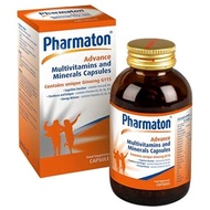 Pharmaton Capsule 100s + 30s   Multivitamin & Minerals with Ginseng Extract