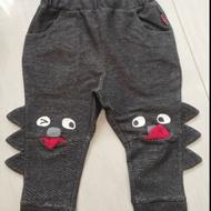 2分之一,童裝長褲,9成新
