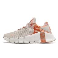 Nike 訓練鞋 Wmns Free Metcon 4 灰 粉紅 橘 健身 女鞋 運動鞋【ACS】 DJ3075-064