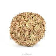 Redbean天然草牙清潔玩有趣的寵物鈴球