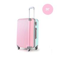 MOOF49   A008 Pastel Series Luggage 20 / 24 inch   กระเป๋าเดินทางรุ่น A008 ล้อลาก 4 ล้อ ขนาด 20 / 24 นิ้ว