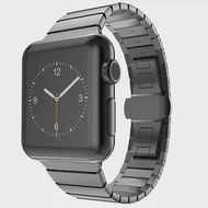 Luxury Stainless Steel Buckle Metal Strap for Apple Watch band 38mm 42mm 40mm 44mm Strap for iwatch Series se 6 5 4 3 2 1