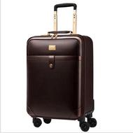 24นิ้วกระเป๋าเดินทางล้อลาก Travel กระเป๋าเดินทางกระเป๋ากลิ้งธุรกิจ Rolling สัมภาระกระเป๋ากระเป๋าล้อลากล้อ
