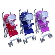 Mother s Love S500 全罩式可平躺傘車(藍色/紅色/粉紫色)