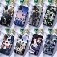 Samsung Galaxy A11 A21 A21S A31 A51 A71 Soft Case Cover BTS Silicone Phone Casing BTS