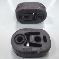 BENZ 賓士 w210 排氣管 橡皮 固定橡皮 消音器 橡皮 固定橡皮 消音器吊耳 排氣管吊耳 吊架