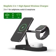 SMC - MAGSAFE 20W 無線三合一充電器 (iPhone 12 & 13 / Apple Watch / Airpods)