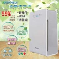 SANSUI銀離子空氣清淨機SAP-2258