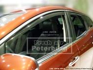 [晴雨窗] [崁入式] 比德堡嵌入式晴雨窗 - 馬自達MAZDA CX-7 2009年後專用(促銷優惠)