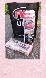 FW1清潔蠟/免用水洗車&打蠟劑