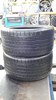 Used Tyre Secondhand Tayar (With Installation) Continental MC6 265/35R18 80%Bunga Per 1pc