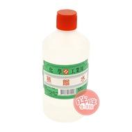 蒸餾水450 cc 6瓶/組 工業用品 美容蒸氣臉部用 電瓶水添加用 稀釋濃度用 【胖胖生活館】