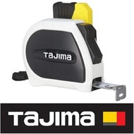 【TAJIMA 田島】自動固定捲尺STD 5.5米x19mm/魯班 附安全扣(SFSSS1955R-TW)