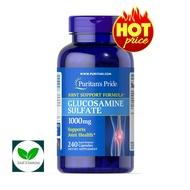 Puritan's Pride Glucosamine Sulfate 1000 mg / 240 Capsules