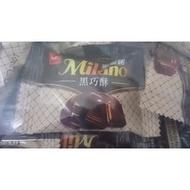 宏亞代購 蜜蘭諾 黑巧酥500g