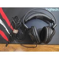 鐵三角 AVC500 ATH-AVC500 二手封閉式音樂耳機