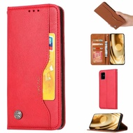Phone Cover For Samsung Galaxy A51 A71 Case Flip Leather Book Cover For Samsung A51 A71 Wallet Magnetic Card Slot Stand