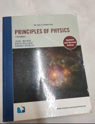 Principles of physics (Walker, Halliday, and Resnick, 11th edition)
