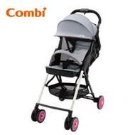 Combi F2 Plus AJ 嬰兒手推車_落櫻粉