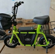 Fiido-Q1S-Seated-Electric-Scooter-Black