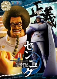 日版 限定版 POP 戰國 海軍 元帥 海賊王 公仔  LIMITED EDITION Portrait.Of.Pirates One Piece