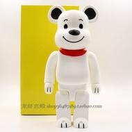 【Hot selling Bearbrick】 BEARBRICK toy bricks bear violent bear SNOOPY doll SNOOPY dolls model hands do furnishing articles set toys