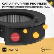 [New] Xiaomi 70Mai Car Air Purifier PRO Filter (Activated Carbon Formaldehyde Removal)