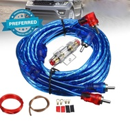 Car Audio Speakers Wiring kits Cable Amplifier Subwoofer Power Installation Speaker Wires Kit V5N6
