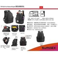 美國SUMDEX 15.6 X-SAC 商務電腦後背包 (PON-323) 後背包 柚子先生