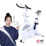 輝葉 創飛輪健身車HY-20151-風暴白(Triple傳動系統)