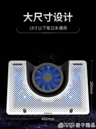 筆記本散熱器電腦底座外星人15.6寸戴爾17寸聯想拯救者Y7000華碩精靈