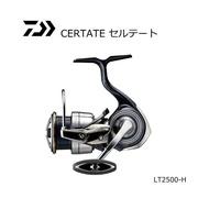 ☆桃園建利釣具☆ DAIWA 19 CERTATE LT2500-H 捲線器 日本製造