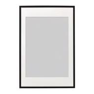 特惠Ikea畫框,61x91cm,黑,