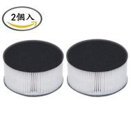 IRIS OHYAMA 【日本代購-現貨】塵蟎機 吸塵器替換濾心 (2入) IC-FAC2 適用