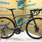 Giant TCR Advanced 1 Disc KOM (2021) 碟煞公路車 road bike SHIMANO Ultegra