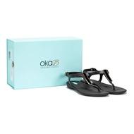 Oka-B 女休閒涼鞋