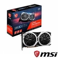 MSI微星 Radeon RX 6700 XT MECH 2X 12G OC 顯示卡