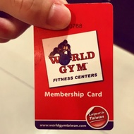 World gym 會籍轉讓 台北統領 東區 萵苣  歡迎聊聊或是電話連絡我