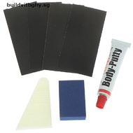 【buildvitbghy】 1 Set 15g Auto Car Body Putty Filler Painting Pen Assistant Smooth Repair Tool [SG]
