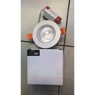 Yestar 7w 7 Watt Bridgelux Cob Chip Downlight