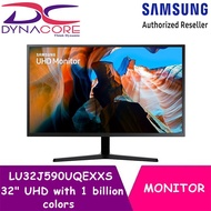 DYNACORE - Samsung LU32J590UQEXXS / U32J590 32 Inch UHD 4K monitor with 1 billion colors