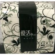 《現貨》優活 - 抽取式衛生紙300抽(單包)、優活衛生紙、優活面紙、優活、衛生紙、面紙