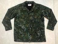 國軍數位迷彩野戰夾克 陸軍新式數位迷彩外套 公發