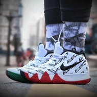 NikeKyrie 4 BHM EQUALITY Owen 4 Doodle Men's Running Shoes