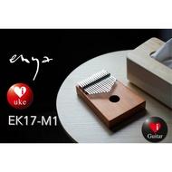 Enya EK-17M1  桃花芯木單板 17音拇指琴 /卡林巴琴 /手指鋼琴 /iGuitar/iuke聯合推薦