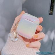 藍芽耳機保護套 韓國小清新AirPods保護套3代蘋果藍牙耳機套AirPods pro殼少女心 快速出貨 年貨節預購