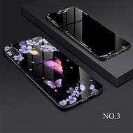 Huawei Nova3i Nova3 Nova2i Nova2Lite Nova2Plus Nova3e phonecase Tempered Glass Hard Phone Case Sets With Tempered Glass