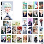 30pcs Kartu Foto KPOP Photocard Lomo Wings Seri BTS You Never Walk Alone 0917