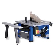 TABLE SAW MACHINE with SIDE EXTENSION TABLE