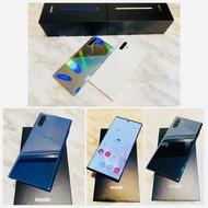 🗿9/17更新!降價嘍🗿二手機Samsung note10+ (雙卡雙待 6.8吋 12RAM 256G spen)